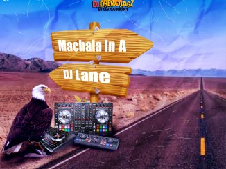 Dj Dremojagz1 - Machala in a Dj Lane