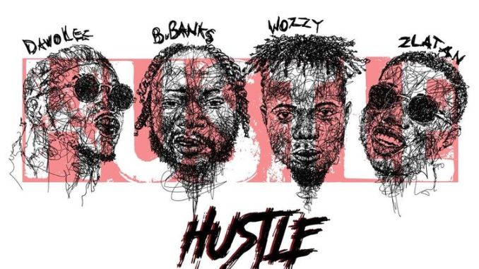 B.Banks ft. Davolee, Zlatan, Superwozzy – Hustle