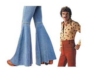 Bell Bottoms and Disco