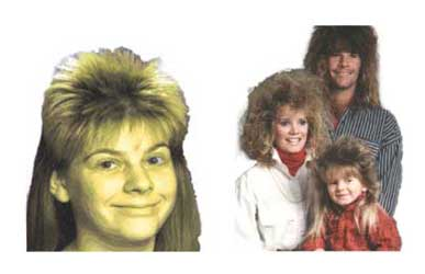 The Mullet and Bighair