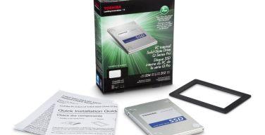 TOSHIBA presenta nuevas SSDs