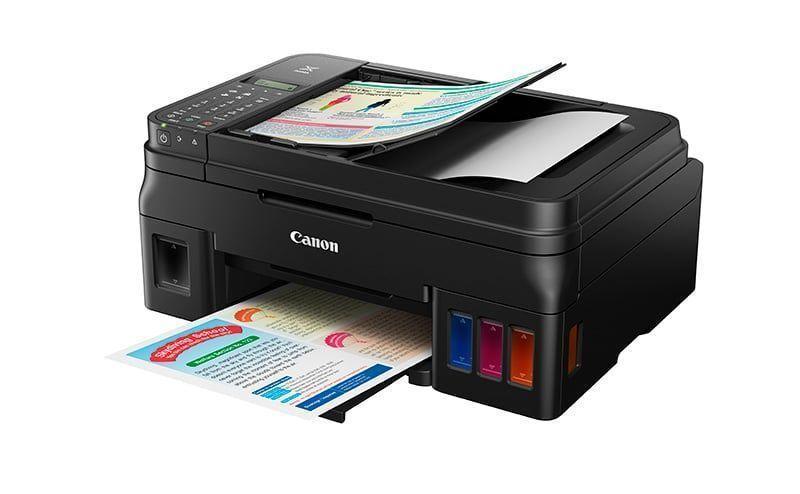 Canon presenta la nueva Pixma G4100 con sistema de tinta híbrido