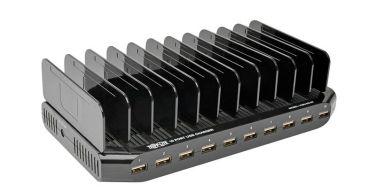 Nuevo-Cargador-de-10-Puertos-USB-Tripp-Lite-U280-010-ST
