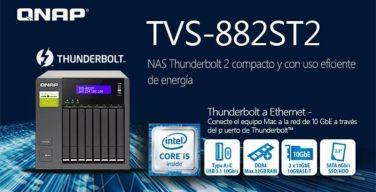 QNAP-lanza-serie-TVS-882ST2-NAS-Thunderbolt-2-Intel-Core-i5