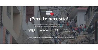 """Campaña-""""Perú-te-necesita""""-ante-graves-inundaciones"""