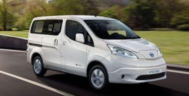 Furgoneta-eléctrica-Nissan-eNV200-lidera-en-España