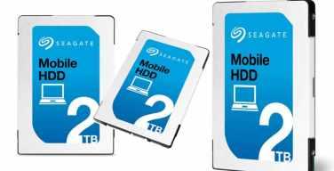 Nuevo y Poderoso Disco Duro Para Notebooks Seagate Mobile HDD