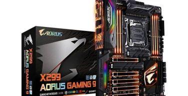 GIGABYTE-presenta-su-X299-AORUS-Gaming-en-Computex-2017