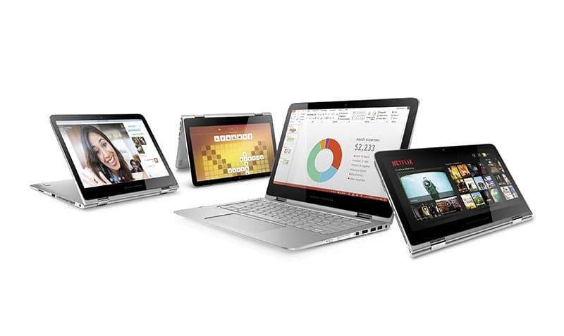 HP Inc. presentó la renovación de su portafolio de cómputo personal