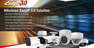 Hikvision-lanza-nueva-gama-de-productos-EasyIP-3.0