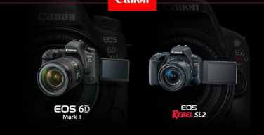 Nuevas-cámaras-DSLR-EOS-6D-Mark-II-y-EOS-Rebel-SL2-de-Canon