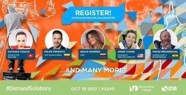 BID-y-el-Miami-Dade-College-convocan-Demand-Solutions