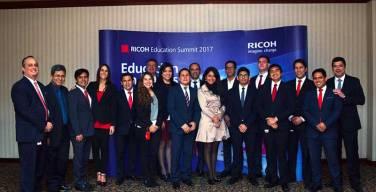 Exitoso-Ricoh-Education-Summit-2017-se-llevó-a-cabo-en-Perú