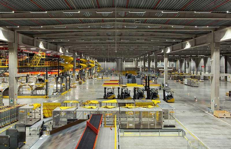 DHL Express inaugura su nuevo Hub de Bruselas