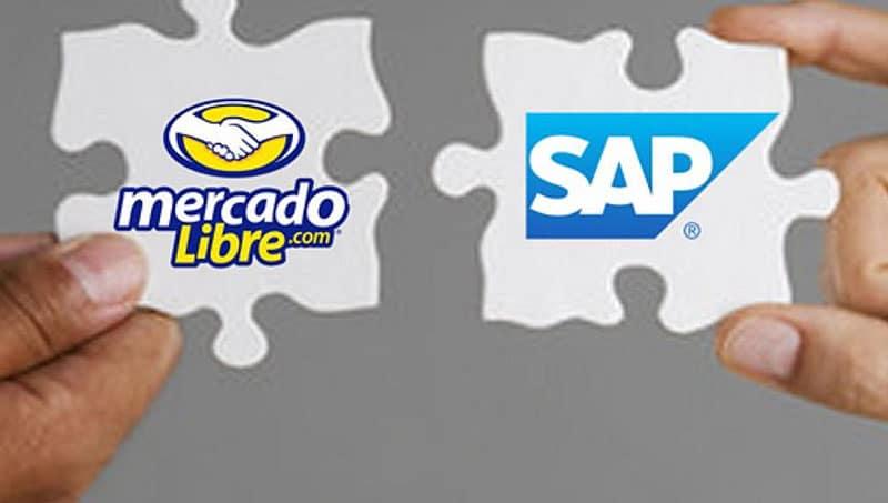 MercadoLibre y SAP crean mercado de 87 millones de artículos