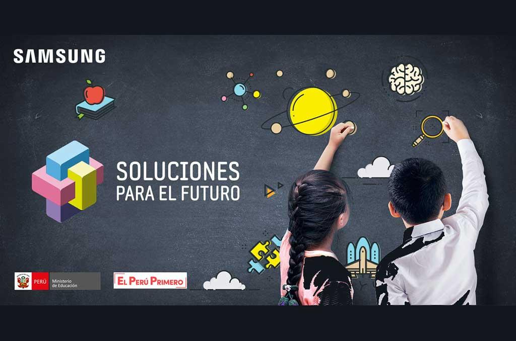 Proyectos escolares de ciencias del país serán reconocidos por Samsung