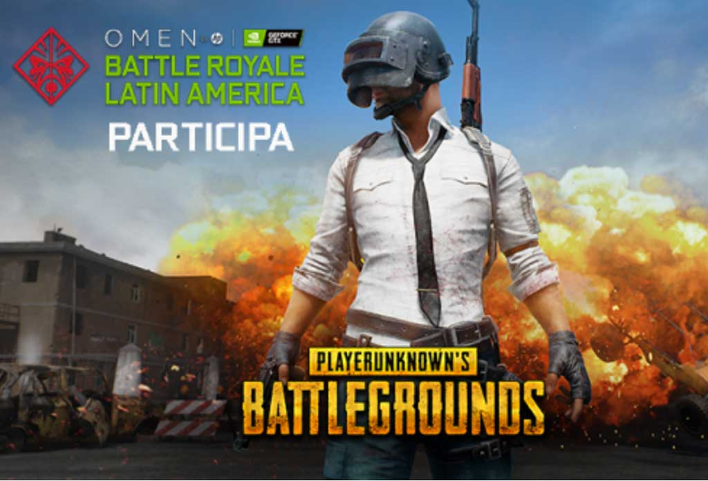 Final del Torneo Battle Royale LATIN AMERICA OMEN-GEFORCE