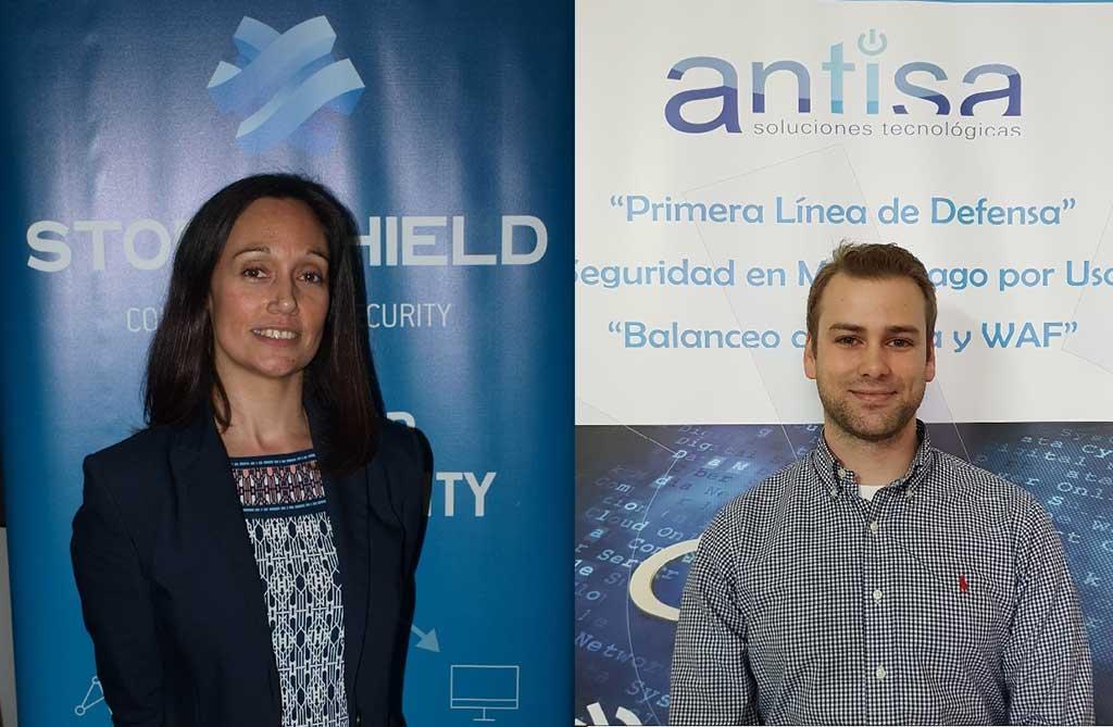 Stormshield certifica a ANTISA como Platinum Partner