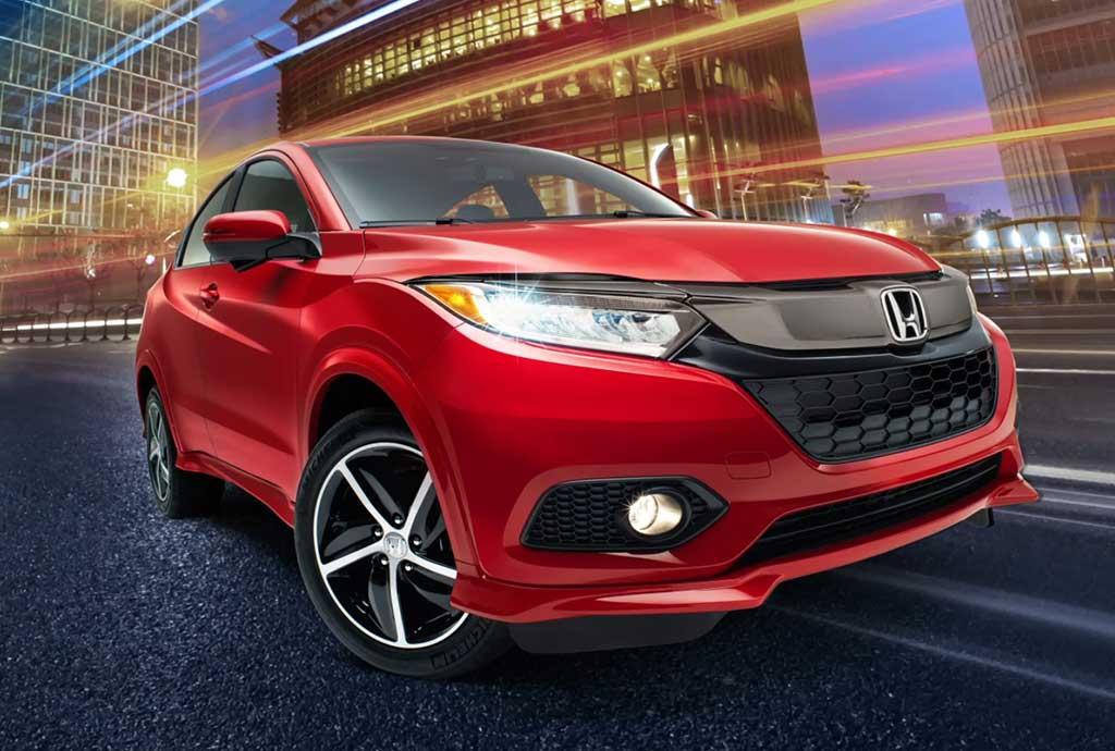 El-Honda-HR-V-2019-obtiene-clasificación-IIHS