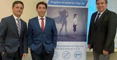 Tripp Lite anuncia importantes nombramientos corporativos