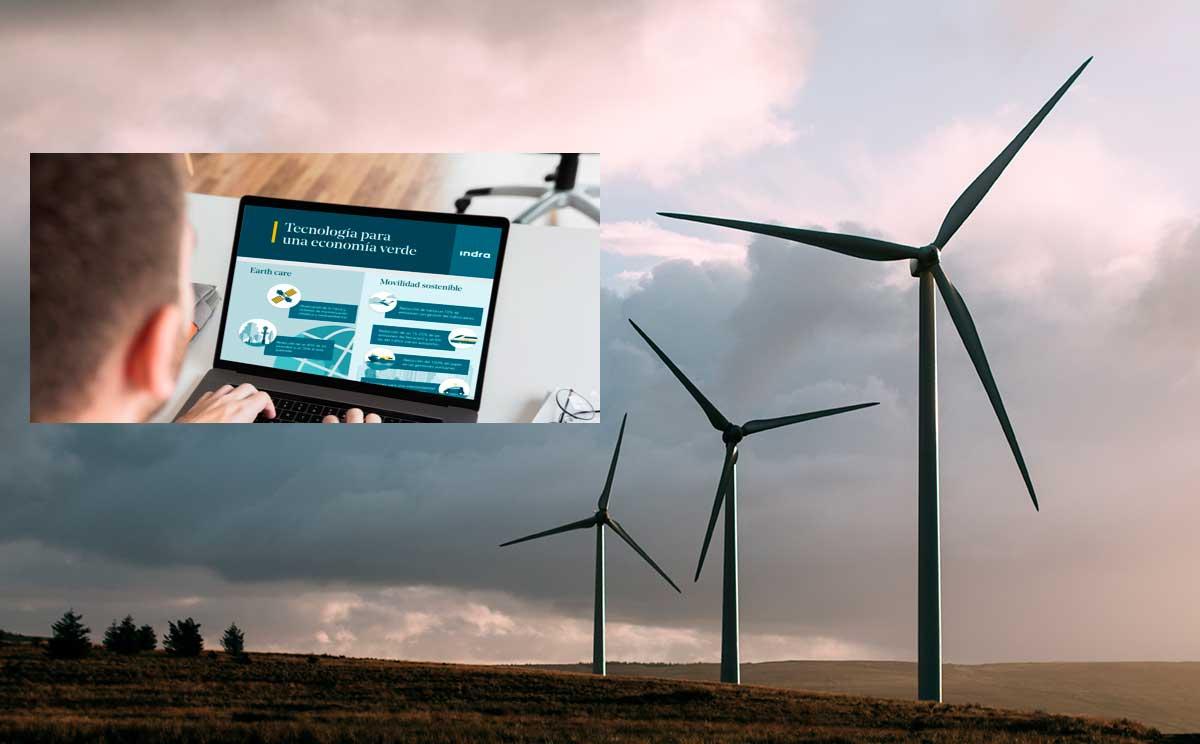 indra-apuesta-por-la-tecnologia-como-motor-de-la-economia-verde