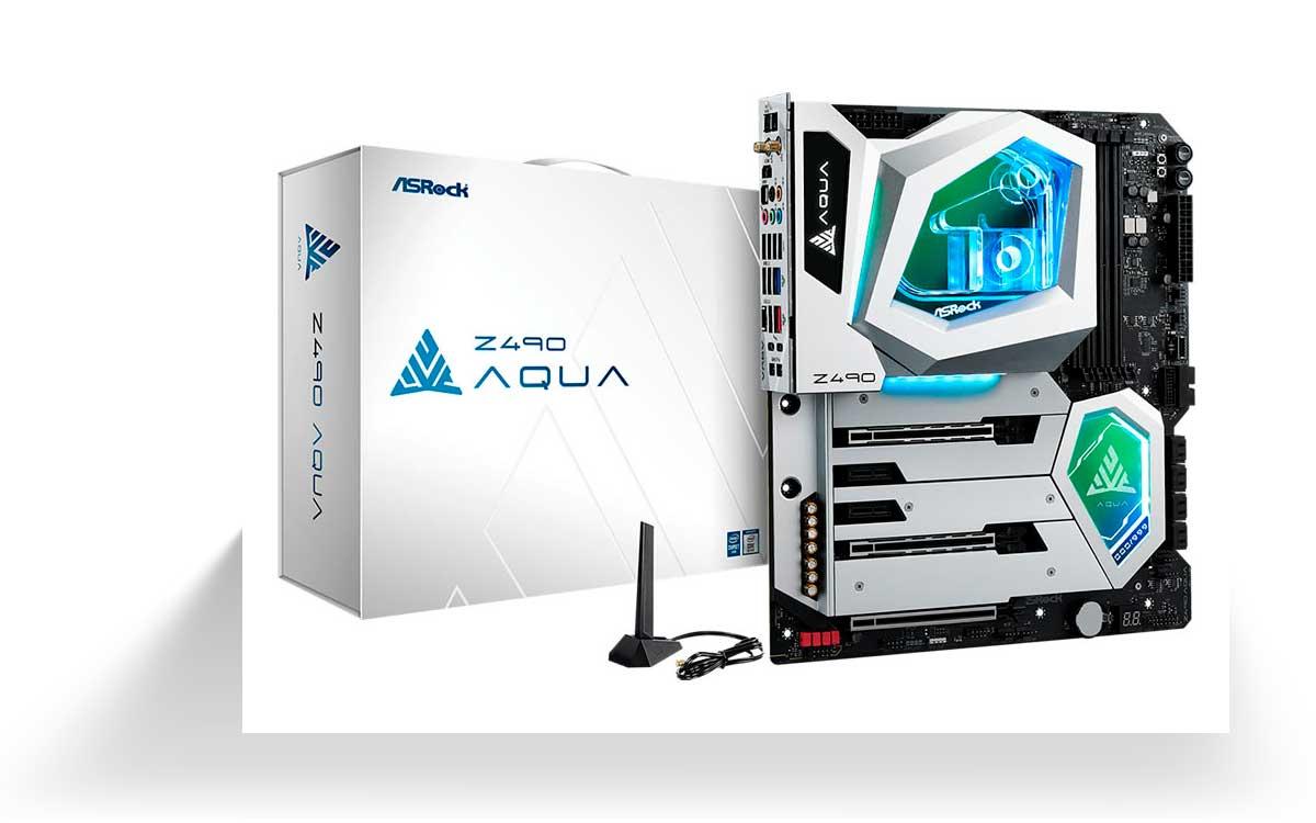 asrock-presento-z490-aqua-para-gamers