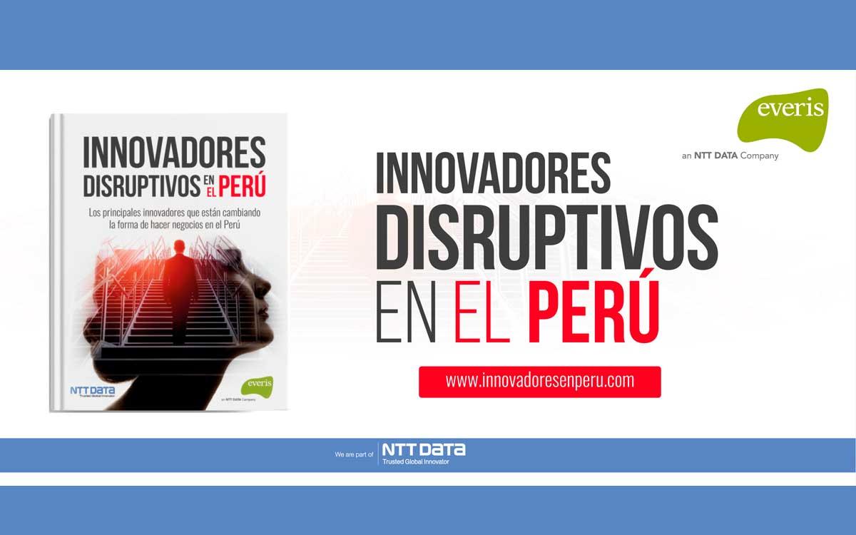 everis-ntt-data-presento-libro-innovadores-disruptivos-en-el-peru