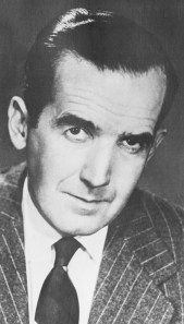 Ed Murrow gave the first Granada Lecture
