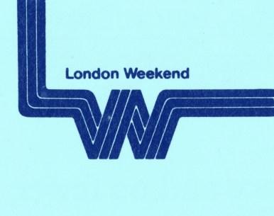 ITV 1972 - Ident LWE