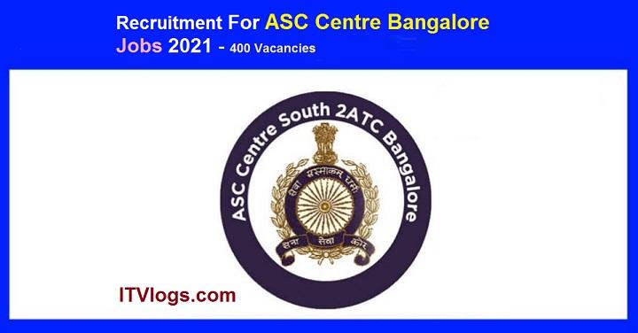 ASC Centre Bangalore