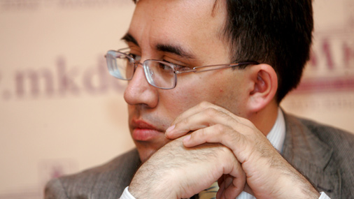 Kremļa vēsturnieks Aleksandrs Djukovs