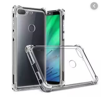 Good Quality OPPO A5 mobile cover - Bumper Edges Anti Shock Phone Cases