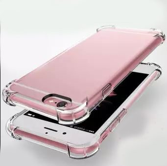 Samsung A505 mobile cover - Bumper Edges Anti Shock Phone Case