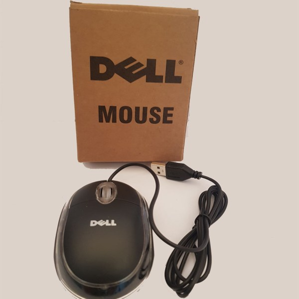 Dell USB Wire Mouse - 1Q10G