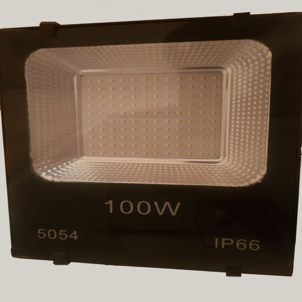 DML 100W LED Flood Light IP66 Waterproof Security Reflector - 15S5O0