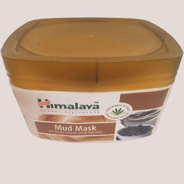 Himalaya Mud Mask Removes Excess Oils Face Facial 700g - 1W50L
