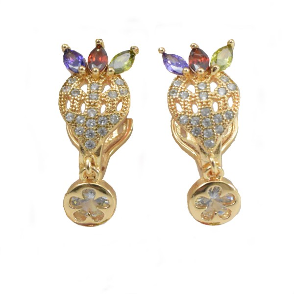 Beautiful Design Shining Eartops – Women Eartops – JAT162-'XE031