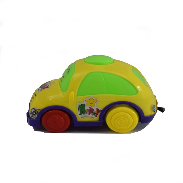 Push & Go Car Model Toy Creative Cartoon Design-HT85