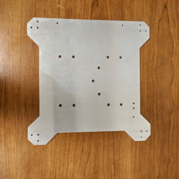 mini bed plate