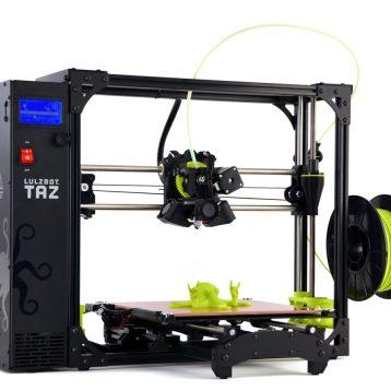 Lulzbot TAZ 3D Printers