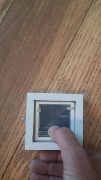 gauge housing 3d print 6