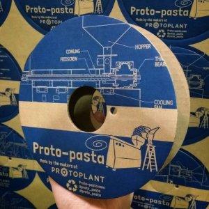 Proto Pasta magnetic iron rustable PLA