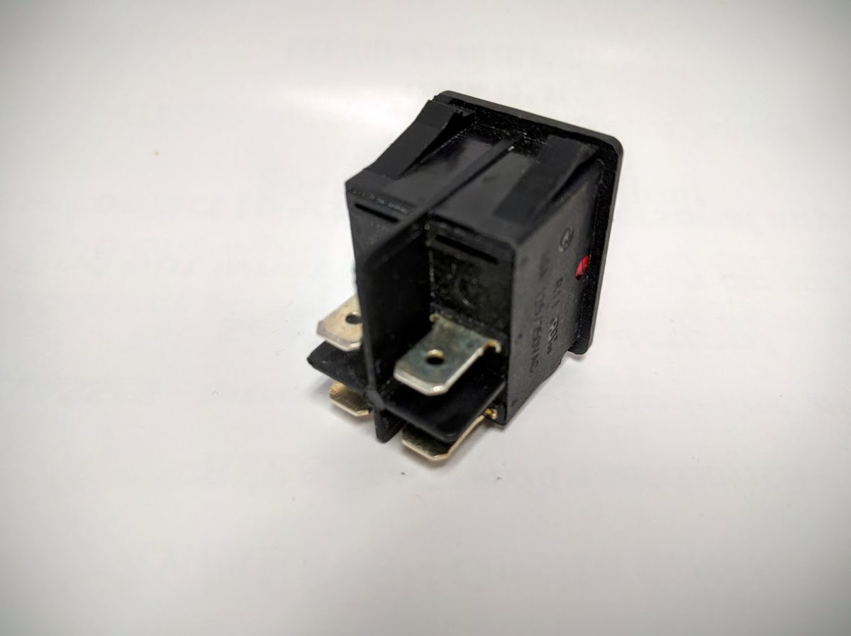 Power Switch DPST - IT-Works 3D Print