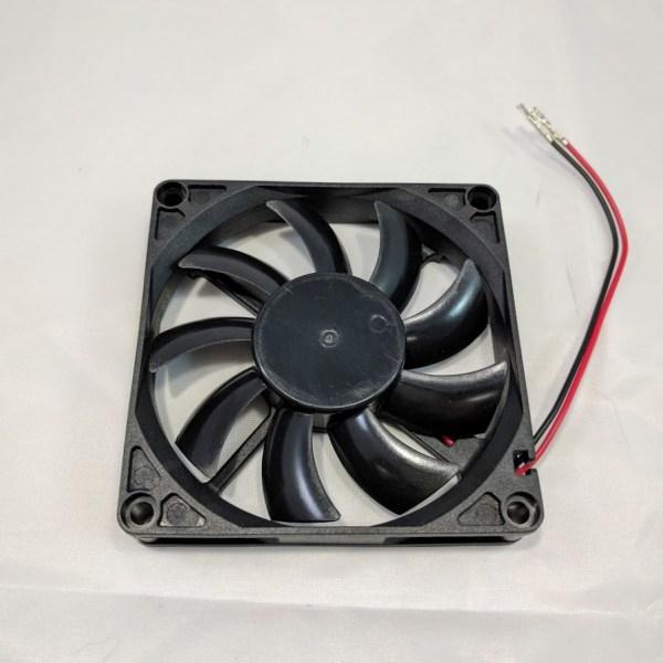 kysan 69866 80mm 24v dc fan front