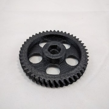 lulzbot large herringbone gear