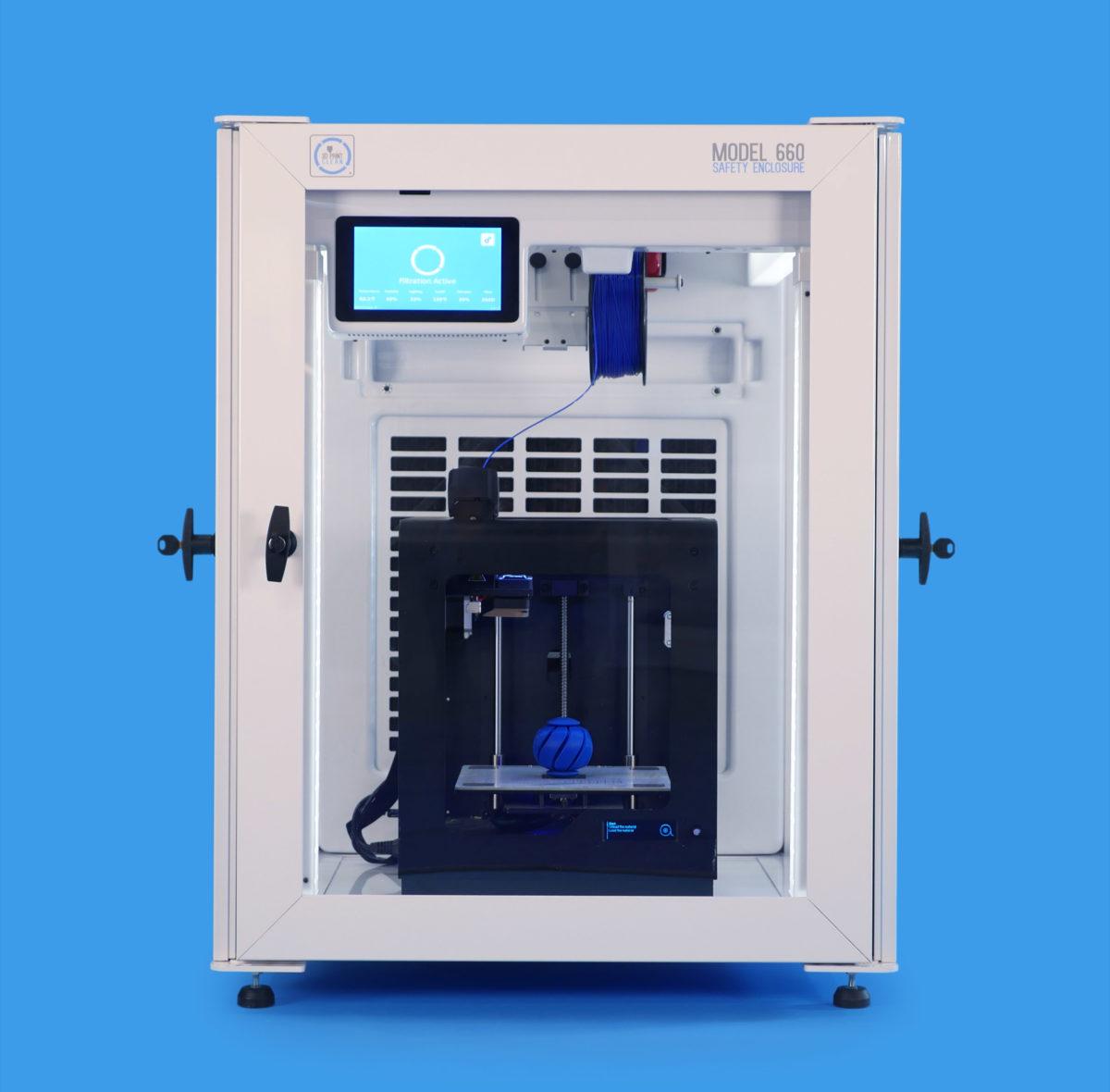 3D Print Clean Series 660 Safety Enclosure