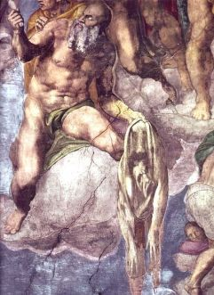 "Michelangelo ""Last Judgement"" [1535-1541]"