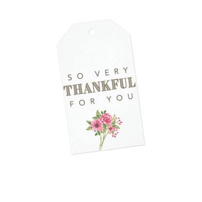 rodan and fields thank you gift tag