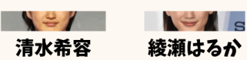 清水希容,綾瀬はるか,画像,比較,似てる,そっくり,似ている,空手界の綾瀬はるか,目,口,体格,体形,ZIP,2020東京オリンピック,東京五輪,空手