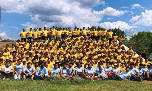 10° Campamento de Impulso Universitario